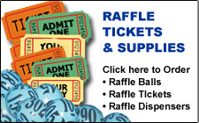 Raffle Ticket Supplies
